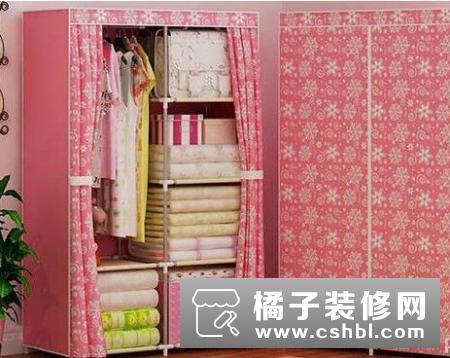 简便衣柜选购小技巧 布艺衣柜最新价格行情