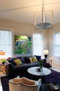 客厅背景墙怎么装饰你的家中也会感觉很有趣吧!