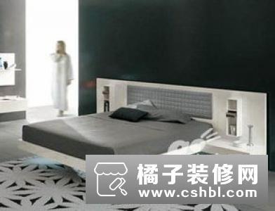 小户型卧室板式床清洁保养方法 板式床的选购要点