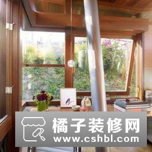 小阳台如何装修设计?改书房!小阳台装修成书房效果图