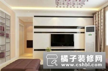 电视背景墙装修有讲究 客厅电视背景墙的家居风水