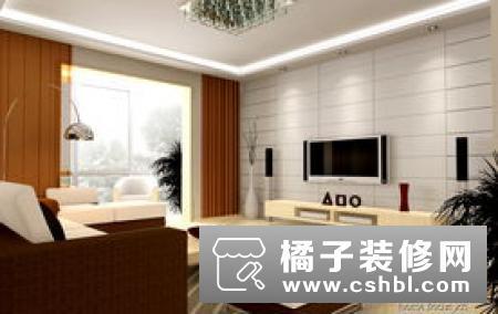 三室两厅两卫现代简约装修效果图 狭长客厅设计案例