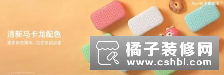 Redmi小爱音箱正式发布:支持第三代小爱同学