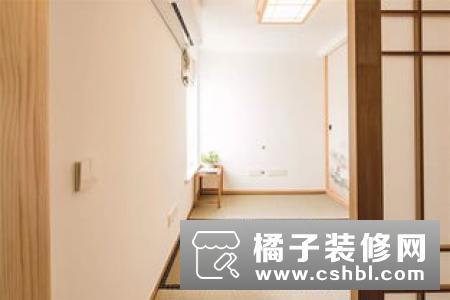 原木色实木元素营造禅意情调 日式风格设计清雅素净