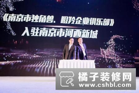 祝贺南京物联被评为2018年首批南京市培育独角兽