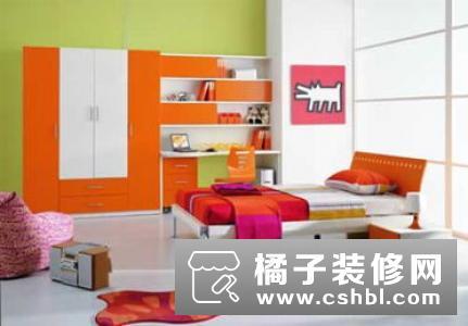 房间颜色对孩子的影响竟这么大?儿童房颜色禁忌知识