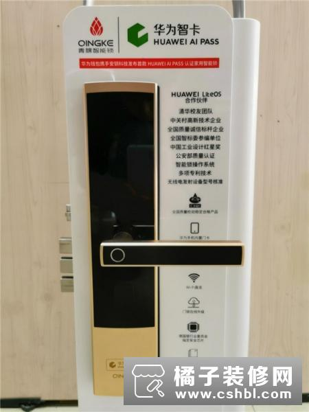 用心守护您的智慧生活,青稞智能锁E5H开箱测评