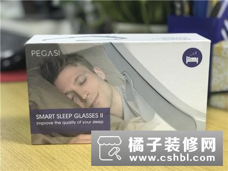 定制专属好睡眠——PEGASI智能睡眠眼镜·梦镜体验评测