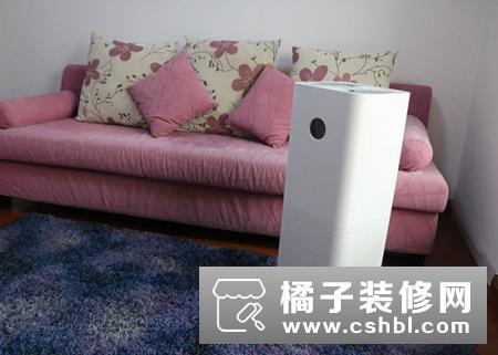 米家空气净化器pro评测:OLED显示屏 健康看得见
