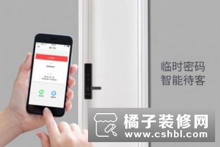 万佳安·腾讯云I9智慧门锁全新上市,家门口的智能管家