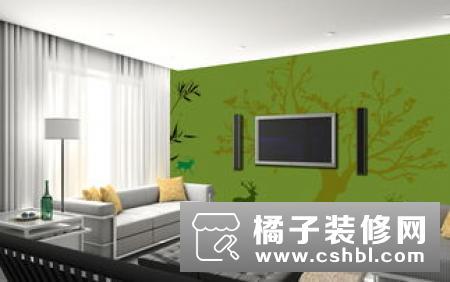 电视墙山水画禁忌有哪些  电视墙山水画有哪些讲究